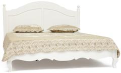 Кровать Secret de Maison CHATEAUBRIANT (mod. MNQ99) красное дерево, Белый (White)