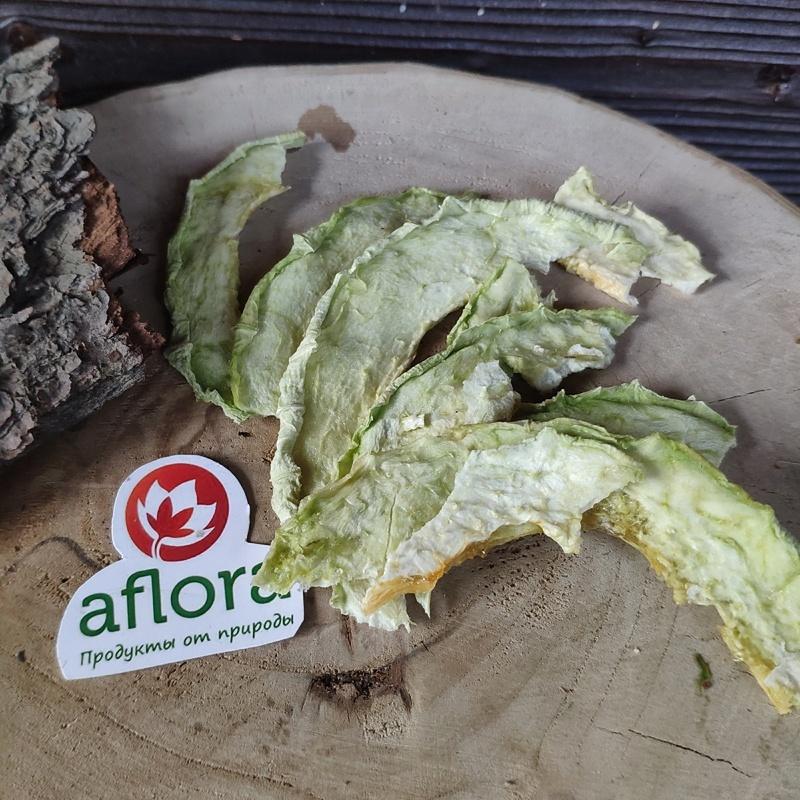 Фотография Чипсы фруктовые Дыня, 250 г купить в магазине Афлора