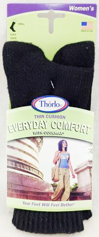 Картинка носки Thorlo ECCXW Black - 2