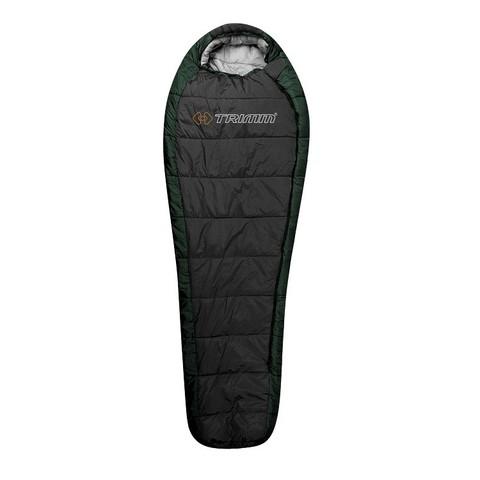 Спальный мешок Trimm Trekking HIGHLANDER, 195 R (зеленый)