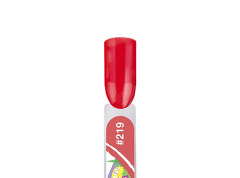 BF219-4 Гель-лак для покрытия ногтей. Spring Picnic #219 Яблочко