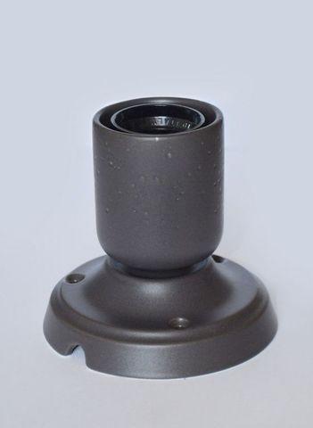 Спот керамический чёрный матовый S1 Black Mat