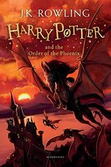 Harry Potter 5: Order of the Phoenix (rejacketed ed.)