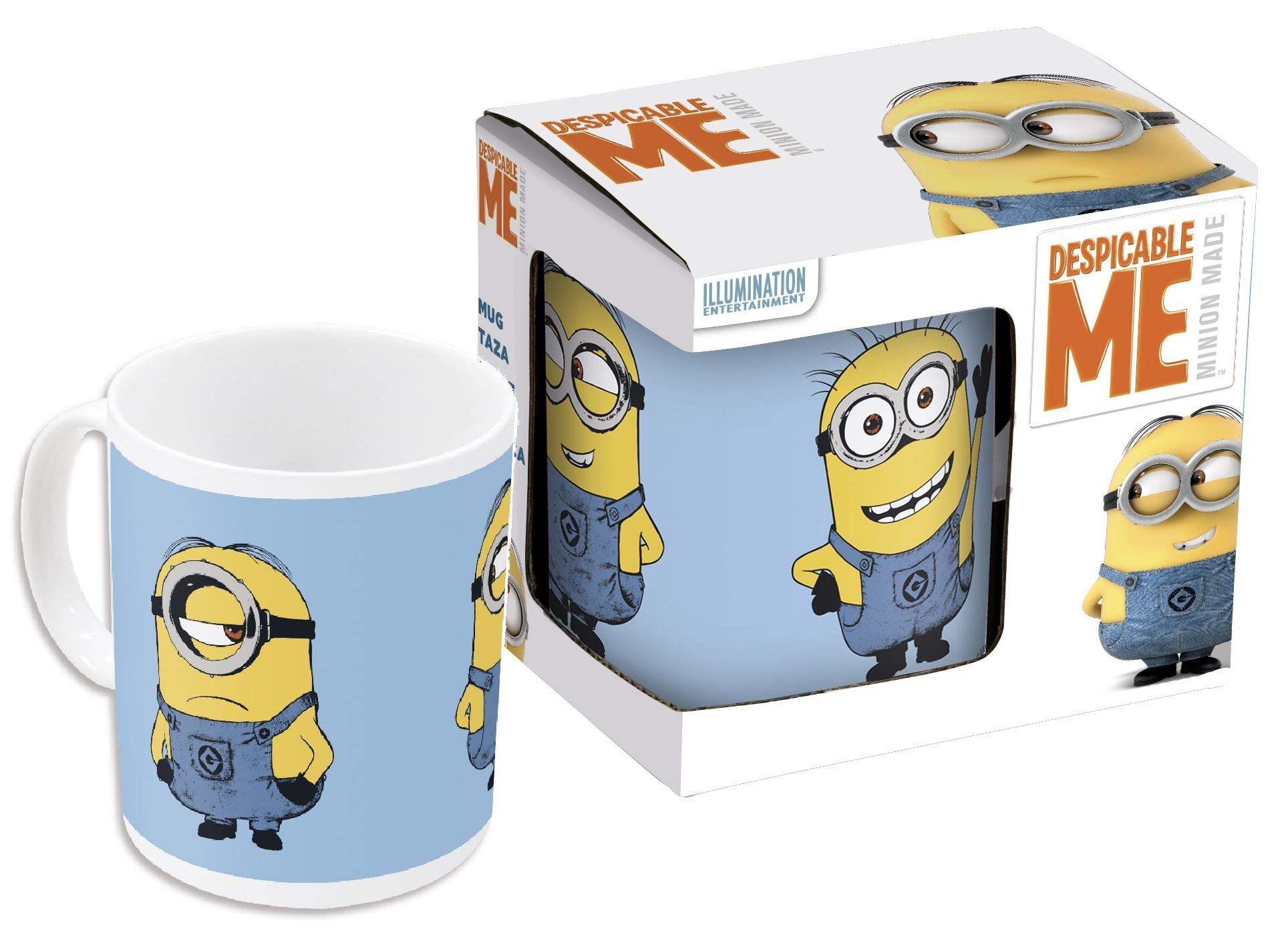 Миньоны Кружка керамическая — Cup Minions