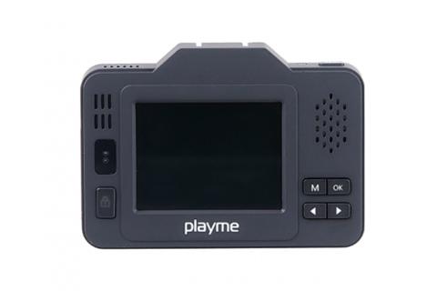 авторегистратор с радар-детектором Playme P550 TETRA