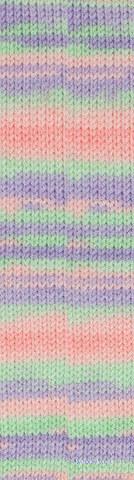 Пряжа Baby wool BATIK Alize 7258, фото