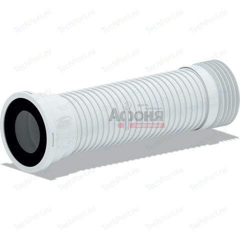 Гофра для унитаза 180-440мм (обратного сжатия) K518 АНИ пласт