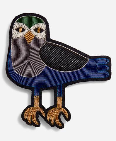 Брошь Oiseau de Nuit