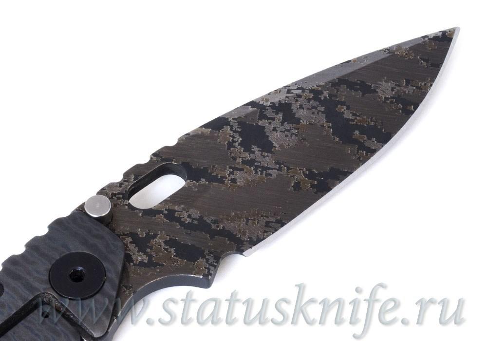 Нож Strider SMF Digicam TAD Edition limited - фотография