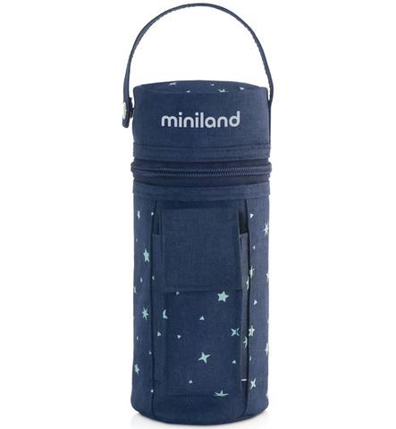 Подогреватель бутылочек Miniland Warmy Travel Denim (арт.89231)