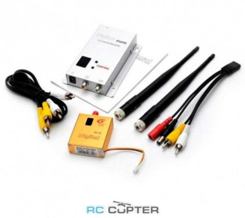 Комплект FPV 1.2 ГГц Partom приёмник + передатчик