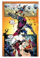 Дэдпул против Отряда Икс