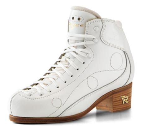 Ботинки для фигурного катания Risport Dance (white/белый)