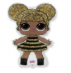F Мини-фигура Кукла ЛОЛ, Сияющая Королева, 16