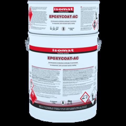 Isomat Epoxycoat AC/Изомат Эпоксикоат АЦ двухкомпонентное антикоррозионное эпоксидное покрытие
