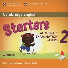 Starters 2 Audio CD (New format)