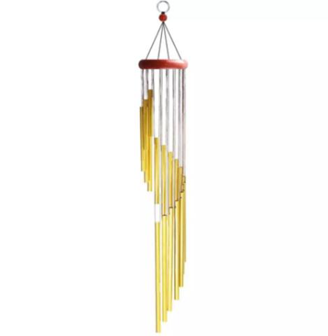 Музыка ветра 18 трубочек