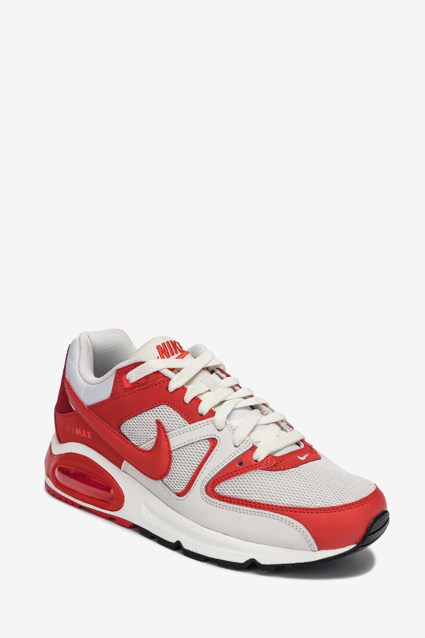 Nike | Кроссовки | Красная кожа