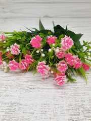 Букет розы пластиковый Гленик