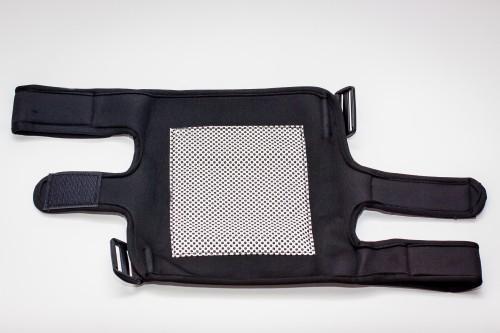 Наколенник турмалиновый с магнитными вставками, 1 шт.