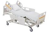 Многофункциональная кровать, с пультом в бок.огр, удлинением ложа и матрасом Eleganza 1