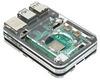 Корпус для Raspberry Pi 4 (LT-4B05 / акрил / прозрачный)