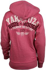 Свитшот малиновый Yakuza Premium 2151