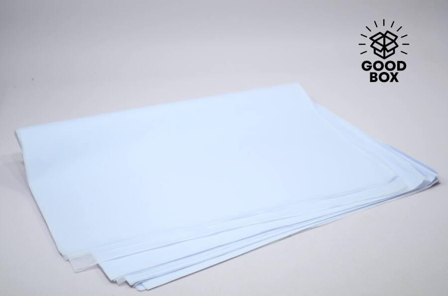 Белая оберточная бумага