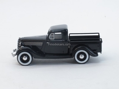 GAZ-11-415 black 1:43 Nash Avtoprom