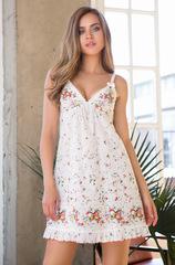Ночная сорочка женская Daisy 100% хлопок Миа-Миа 16310.