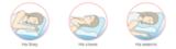 Подушка ортопедическая под голову ТОП-
