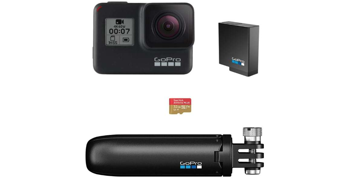 Набор GoPro HERO7 Black Special Bundle