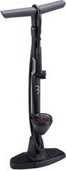 Насос велосипедный напольный BBB floorpump AirWave composite dualhead 3.0 Black
