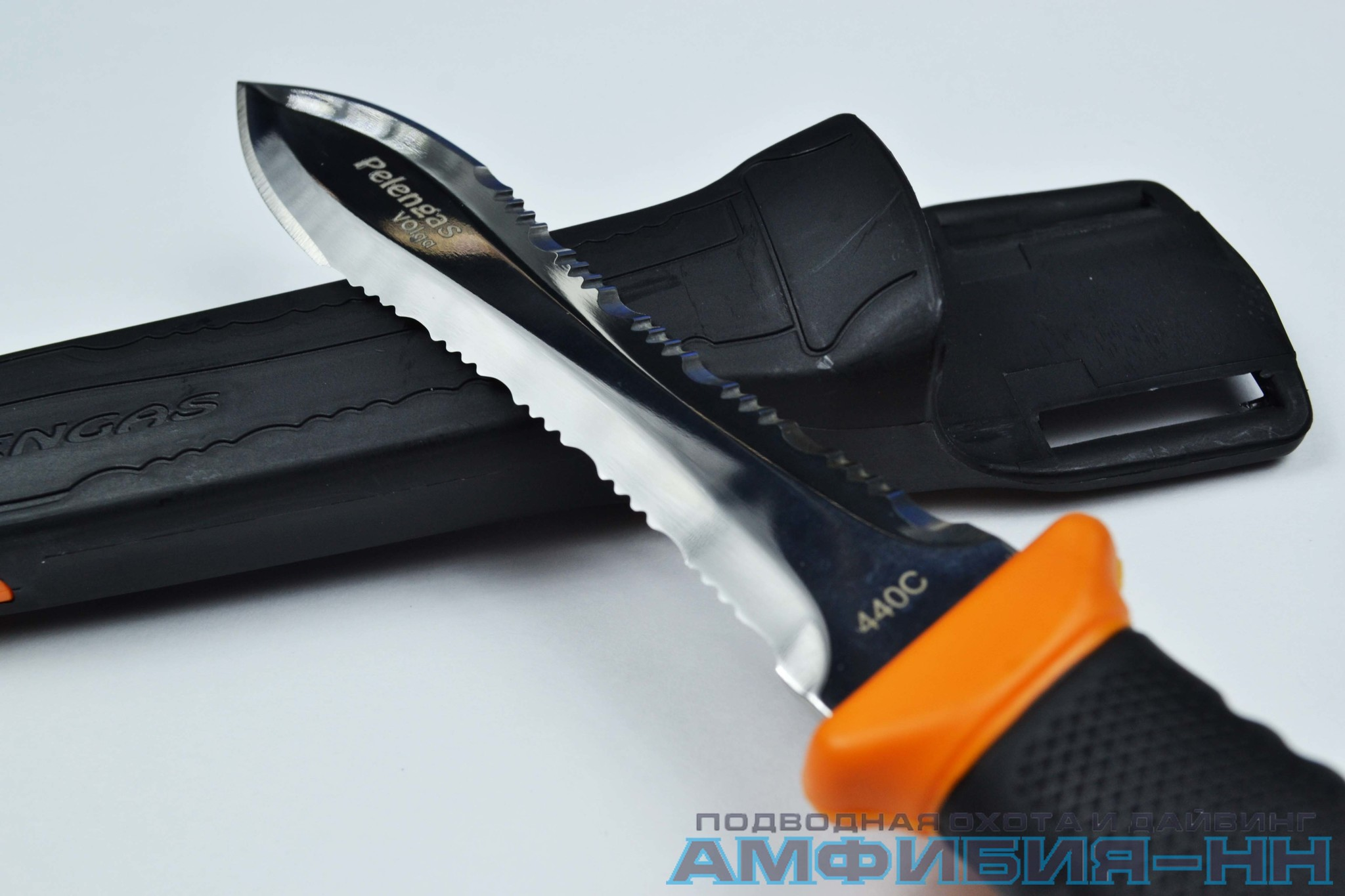 Нож Pelengas Volga