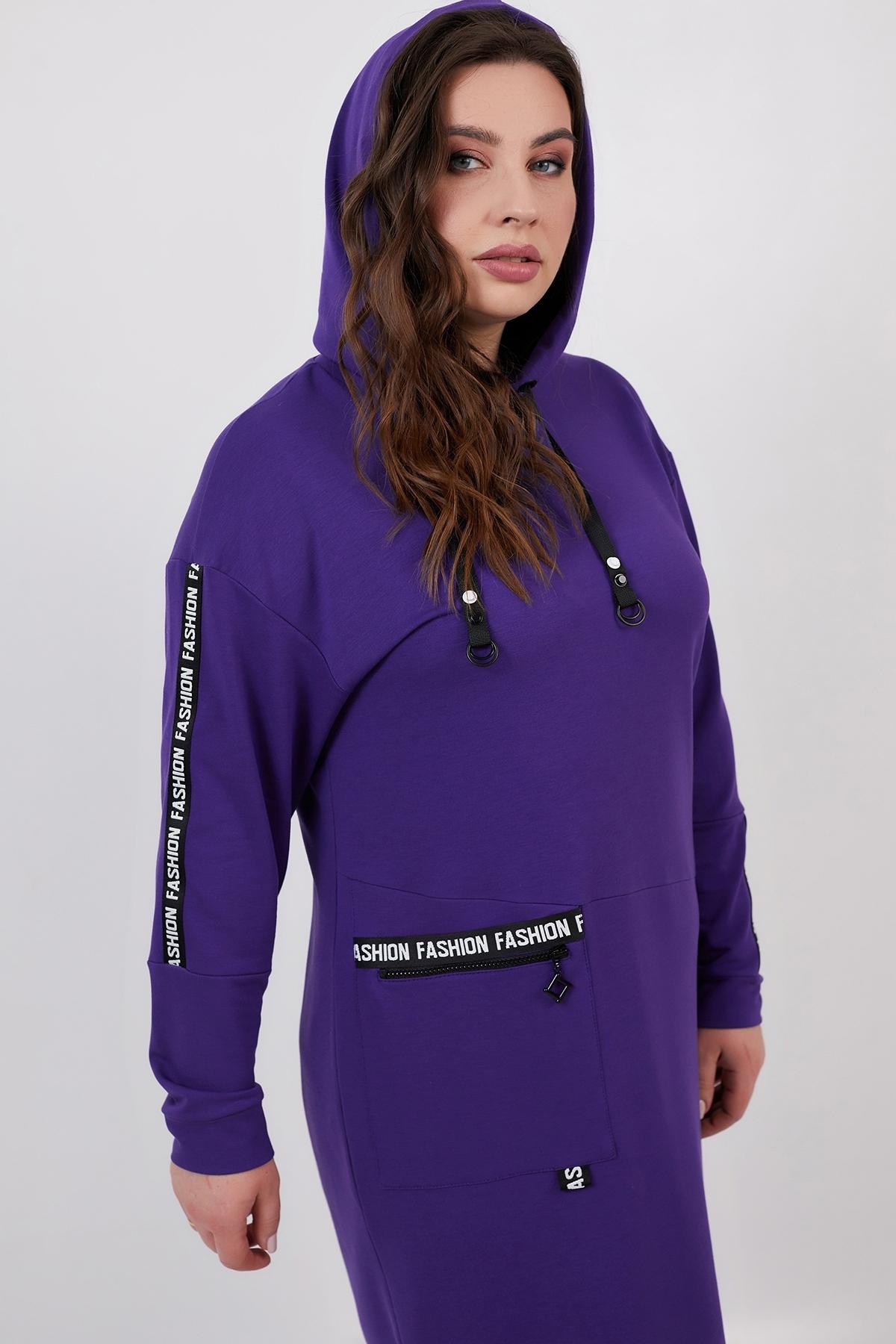 Сукня Аделіна (фіолетовий)