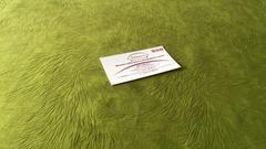 Велюр Чарли 621 зеленый