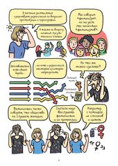 Феминизм в комиксах,цитатах и слоганах