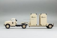 GAZ-51P and T-213 semi sand DIP 1:43