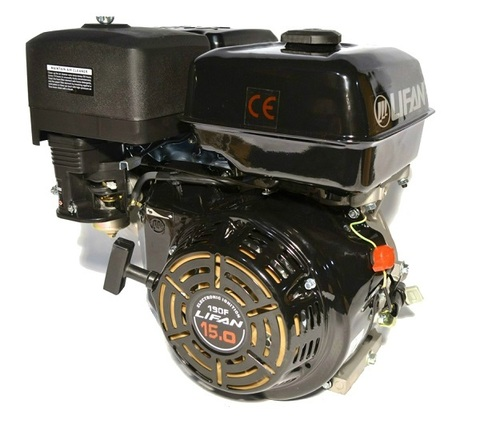 Двигатель LIFAN 190F (15.0 л.с.)