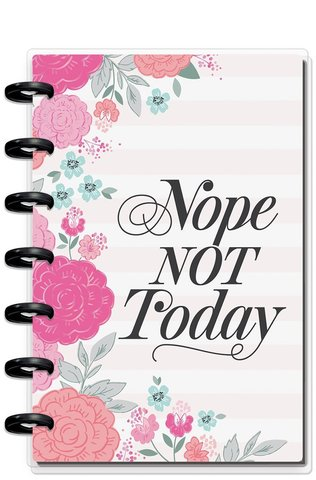 Ежедневник  Mini Happy Planner® -июль 2019 по июнь 2020 -13х18 см - Sassy Plans