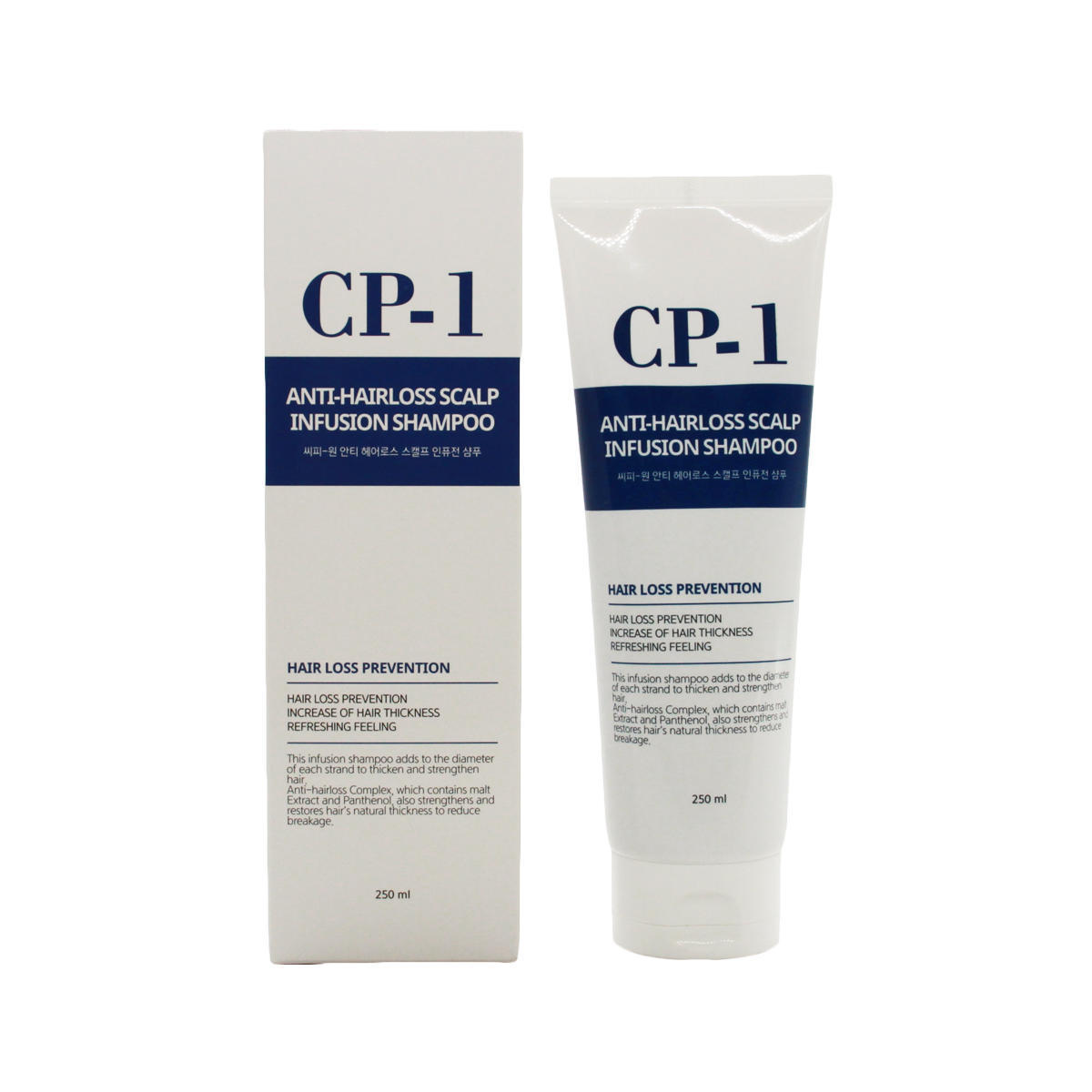 Esthetic House CP-1 Anti-hairloss Scalp Infusion Shampoo