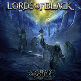 Lords Of Black ‎/ Alchemy Of Souls, Part 1 (RU)(CD)