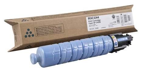 Картридж Ricoh SPC430E C (821077/821207) голубой