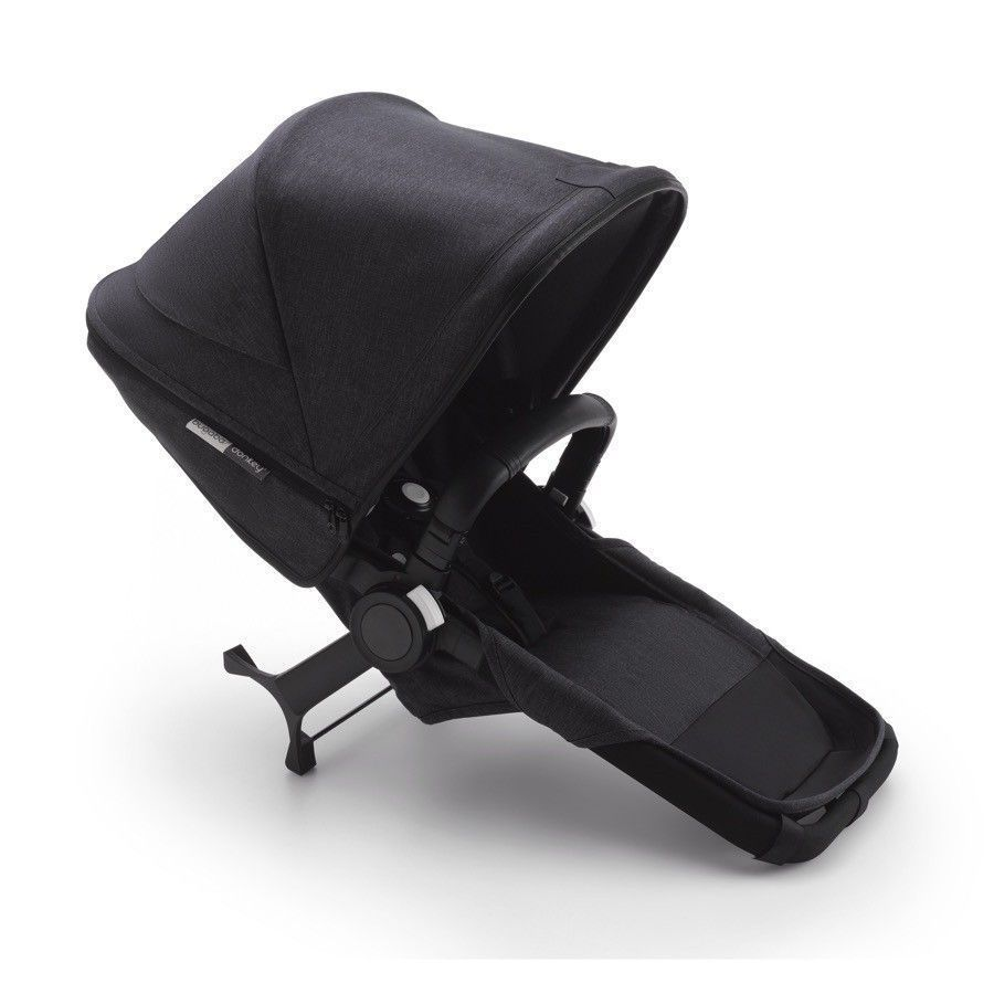Коляска для погодок Bugaboo Donkey 3 Complete Mineral BLACK/WASHED BLACK