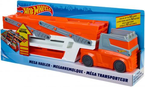 Hot Wheels Mega Hauler Rig