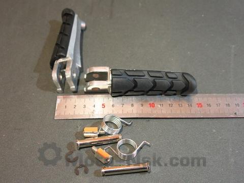 Подножки Honda CB 400 VTEC CB 250/600/900 CB 1300