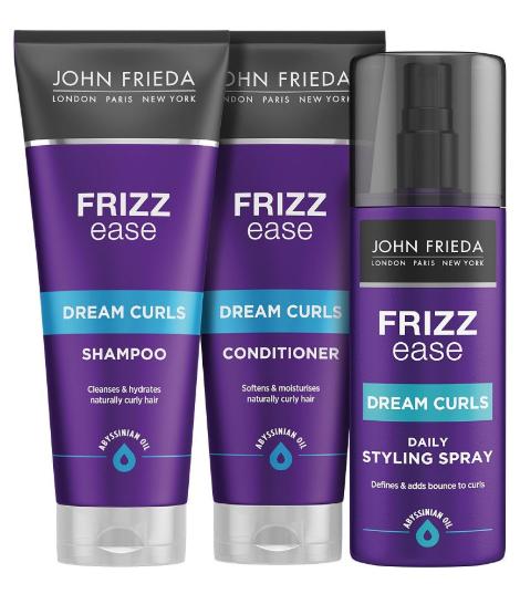 John Frieda Frizz Ease Dream Curls шампунь для вьющихся волос 250мл