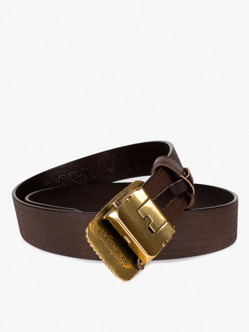 "Belt ""Novosibirsk"" with automatic buckle"