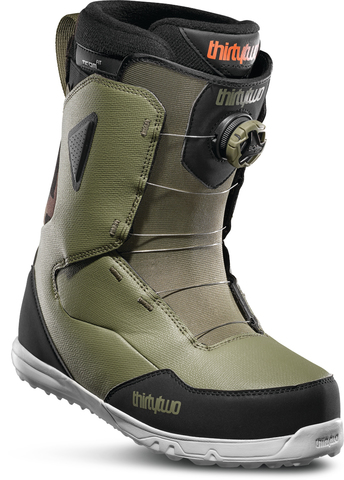 Ботинки сноубордические Thirtytwo Zephyr Boa '19 - olive/black