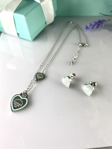 Комплект Blue hearts